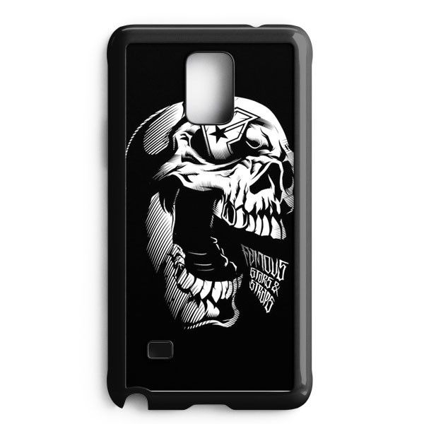Famous Stars And Skull Samsung Galaxy Note Edge Case