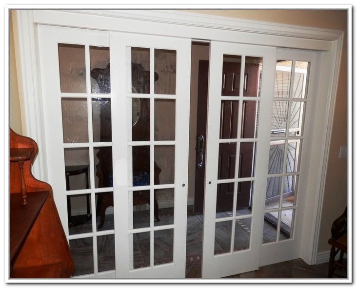 Sliding french doors interior and sliding french doors for Interior french patio doors