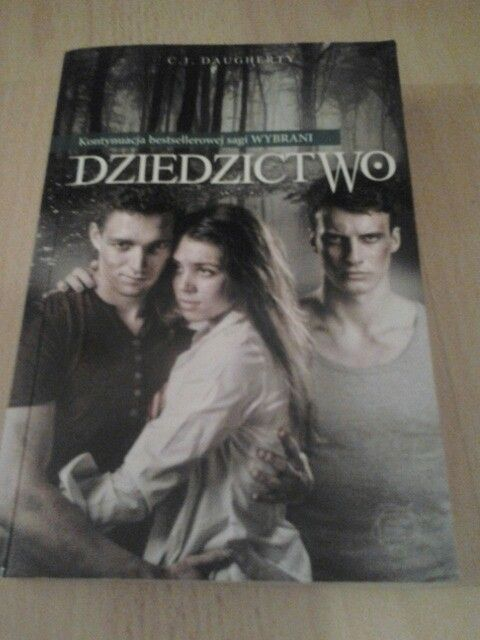 ♥ Night School. Legacy ♥ Polish Version ♥ Dziedzictwo ♥