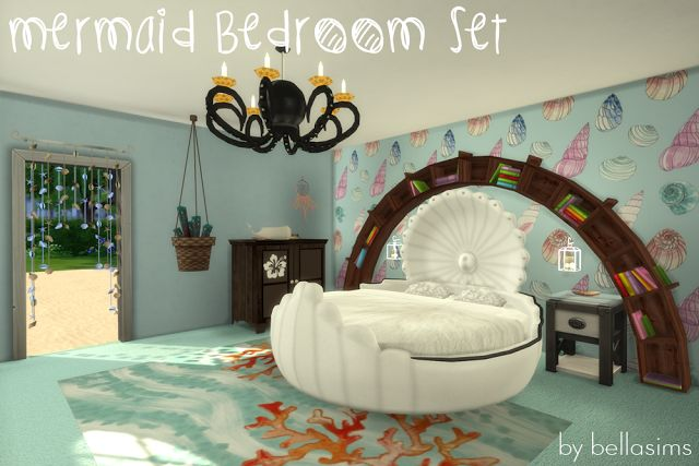 Sims 4 CC's - The Best: Bedroom by Bellasims