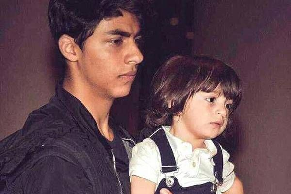 WATCH: AbRam trying to call Aryan 'Bhaiya' is cuteness overload