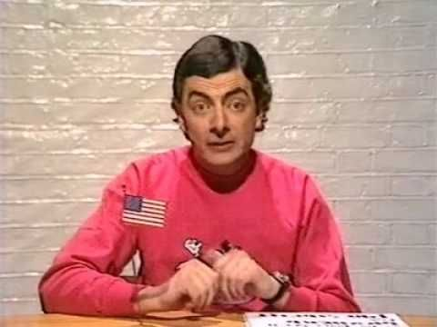 Not The Nine O'Clock News - American Election Candidate- Rowan Atkinson