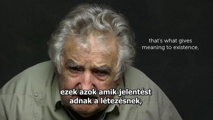 José Mujica, Uruguay elnöke az emberi természet fejlődéséről on Vimeo