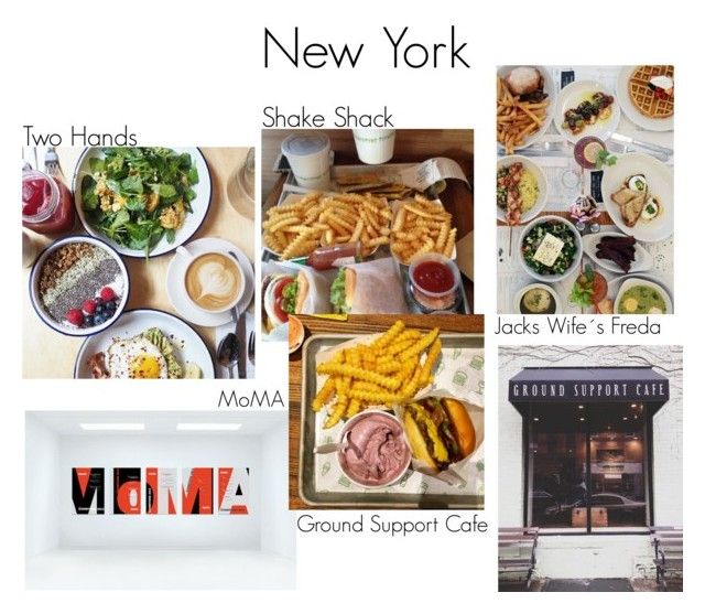 """New York Guide"" by fiejust on Polyvore"