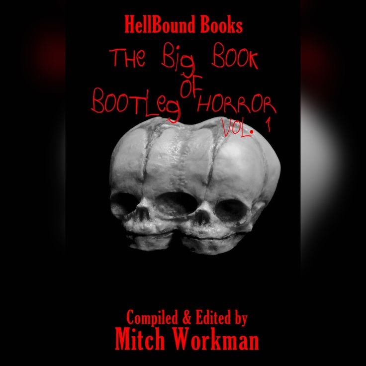 In this superlative tome, HellBound Books have embraced the taboo, gone all-out to horrify and have broken the flimsy boundaries of good taste to make The Big Book of Bootleg Horror the perfect #anthology for those who take their #horror like we take our coffee - insidiously #dark and most definitely unsweetened. #talesofterror #horrorbooks