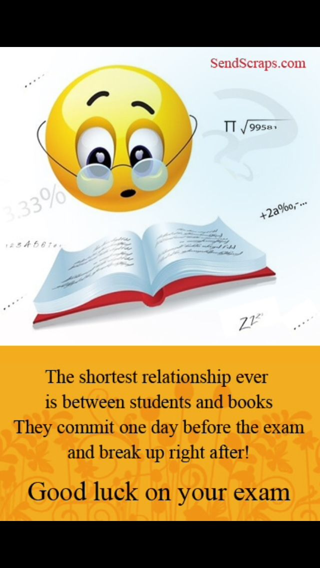 46 best Succes examen images on Pinterest Good luck, Career and - exam best wishes cards