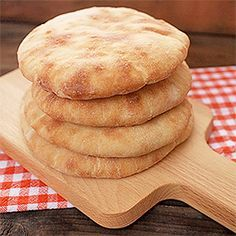 Pita chléb.