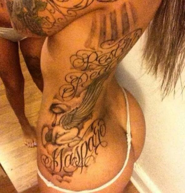 Dope Tattoos Living Dead Back Piece By Dope Tattoo Okinawa Japan By
