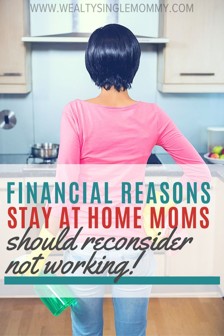 The Official Site for Stay at Home Moms
