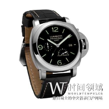 Luminor 1950 3 Days GTM Power Reserve Automatic 44mm Steel Bracelet