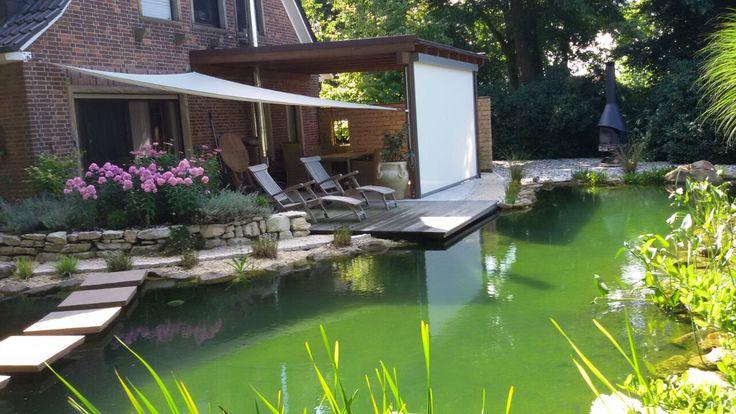 die besten 25 regenschutz terrasse ideen auf pinterest outdoor spielzeuglagerung schwimmbad. Black Bedroom Furniture Sets. Home Design Ideas