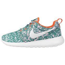 Nike Wmns ROSHERUN impresión CAMUFLADAS para correr roshe Para Mujer Zapatillas Zapatillas 599432-316