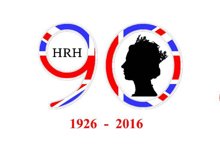 Queens 90th Birthday Gift Range by designmarketshop   Zippi