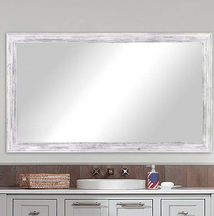 Steigerwald Rustic Distressed Accent Mirror