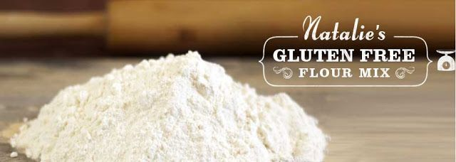 Natalie's Gluten Free Flour Mix ~ Hopes Kitchen