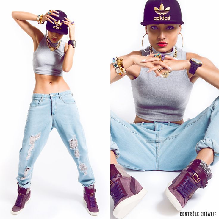 Хип хоп стиль девушки картинки