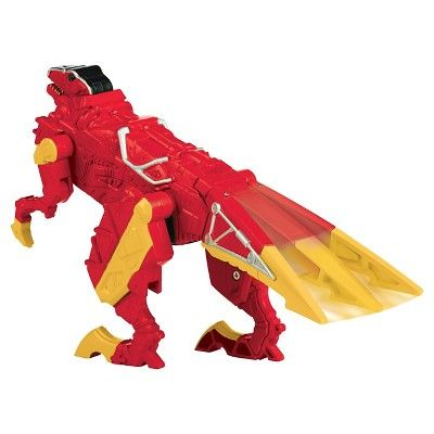 Power Rangers Dino Super Charge - Raptor Zord with Charger