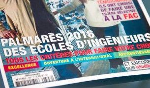 Classement des écoles d'ingénieurs 2016 édité par l'Etudiant, l'ESILV 1ère école post-bac - Ecole d'Ingénieurs Paris-La Défense ESILV