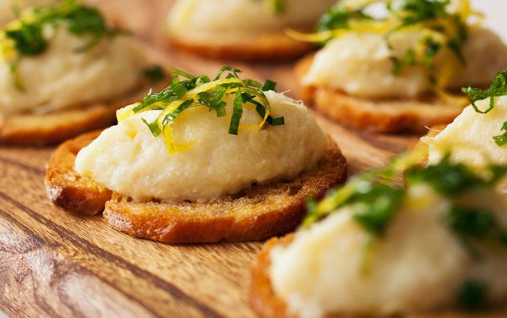 Perfect Brandade ¼ lb salt cod 3 cups milk ½ lb russet potatoes 1 ...