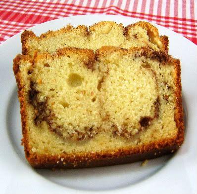 One Perfect Bite: Cinnamon Swirl Loaf