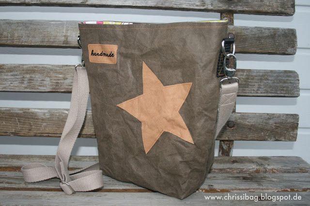 chrissibag: Eine SnapPap-Tasche aus purer Neugier...