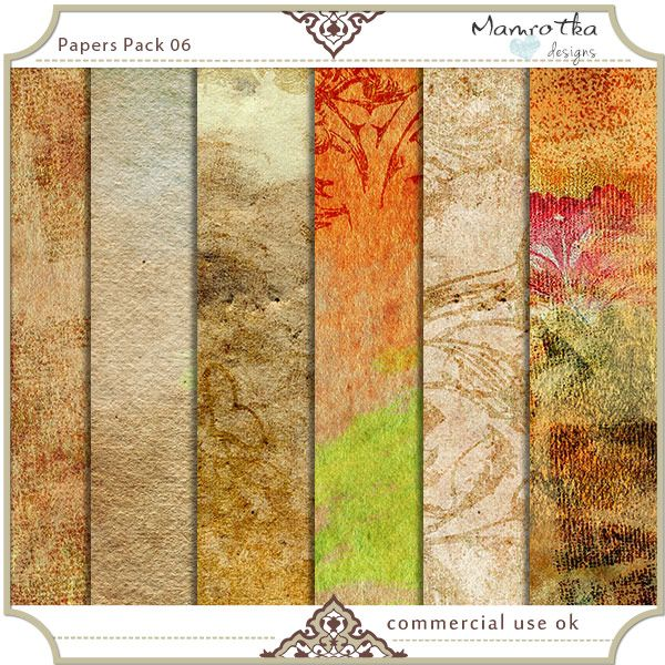 Papers Pack 06