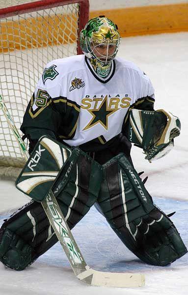 Marty Turco - Dallas Stars