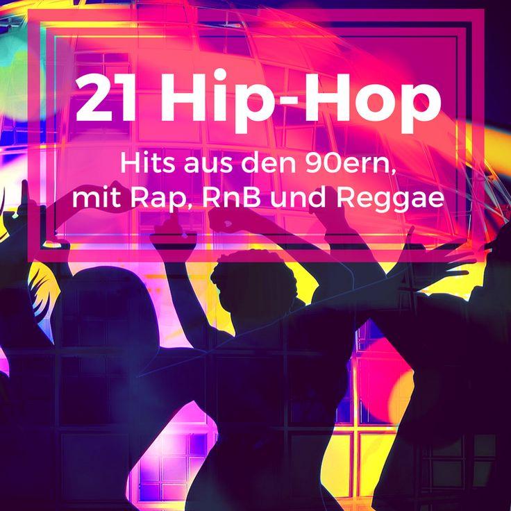 21 Hip-Hop Hits der 90er #HipHop, #Rap und #RnB als #DJPlayliste