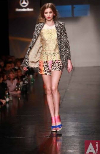 Trelise Cooper 2014 collection- NZ