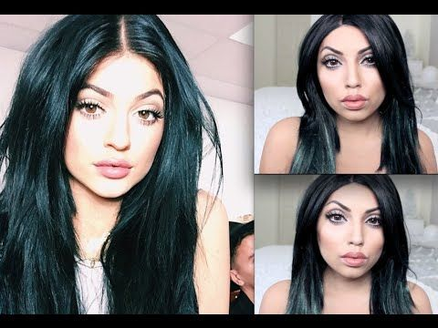 How to look like Kylie Jenner !!! - YouTube