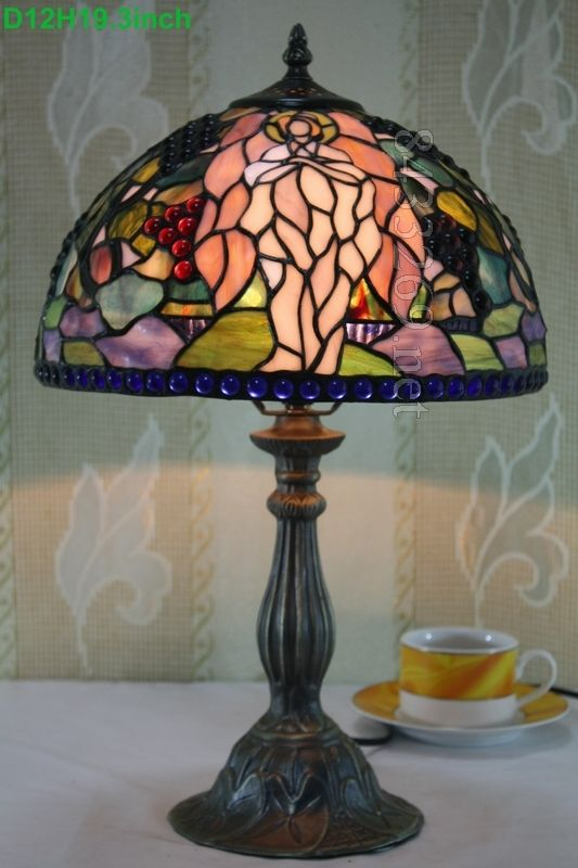 254 best Grape Tiffany Lamps images on Pinterest | Tiffany ...