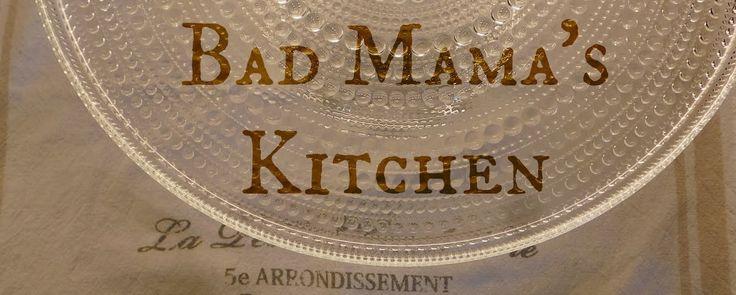 Bad Mama's Kitchen