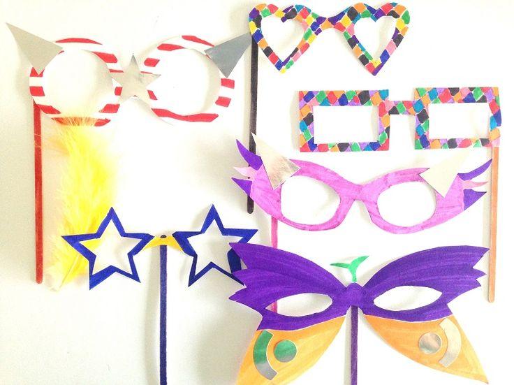 Activité enfants Carnaval