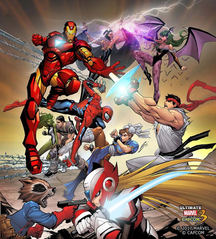 Ultimate Marvel Vs Capcom 3 Physical Limited Editions Coming Soon