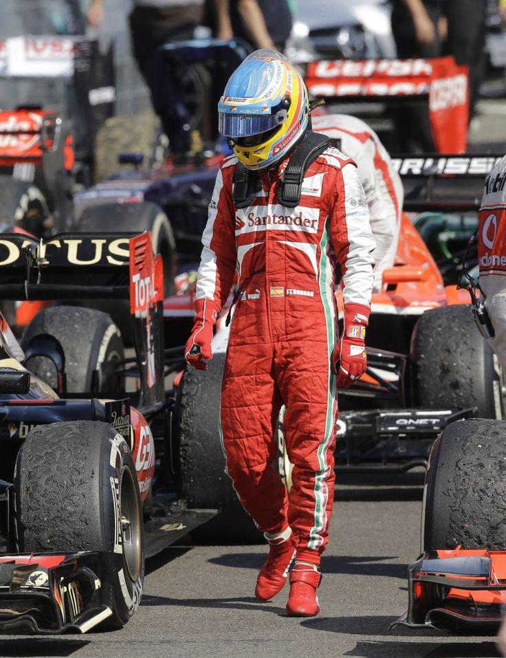 Fernando Alonso                                                                                                                                                                                 More