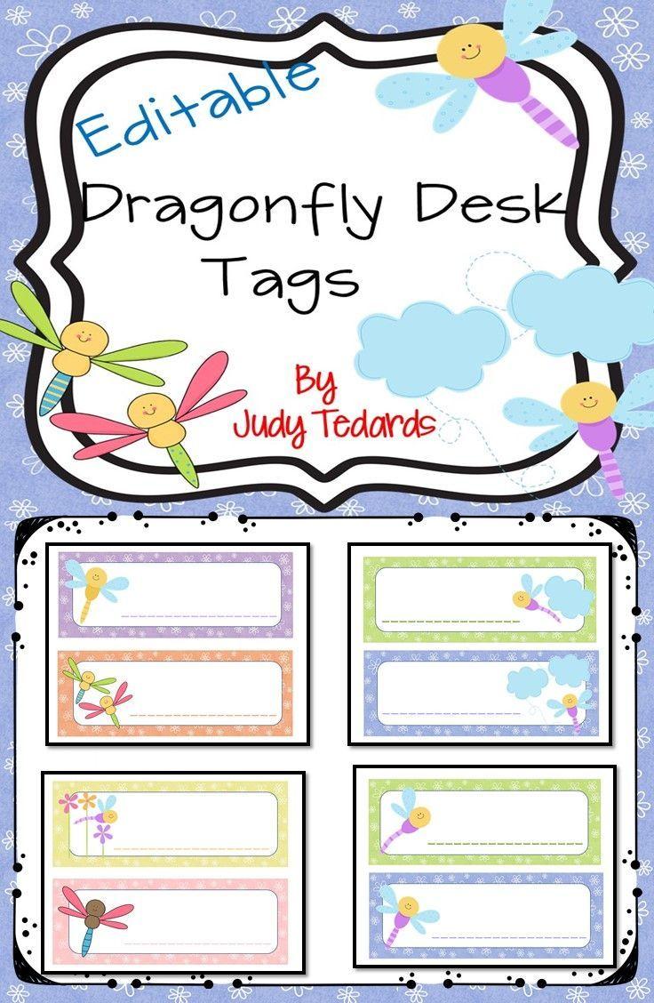 Student Desk Name Tags Hostgarcia