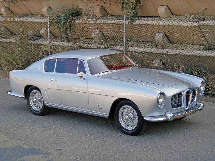 1954 Alfa Romeo 1900 CS Ghia Speciale....ok, so I have a secret love of classic cars.