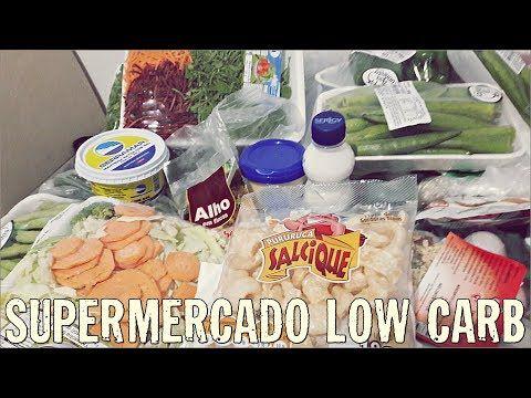 Compras de supermercado Low Carb + dicas de industrializados | MARATONA 6K • Elaine Oliveira • - YouTube