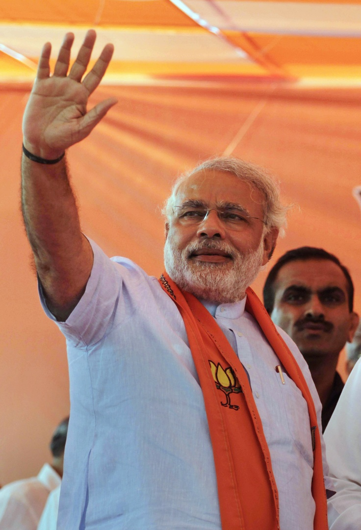 Narendra Modi 'dares' Prime Minister to compete with him on development