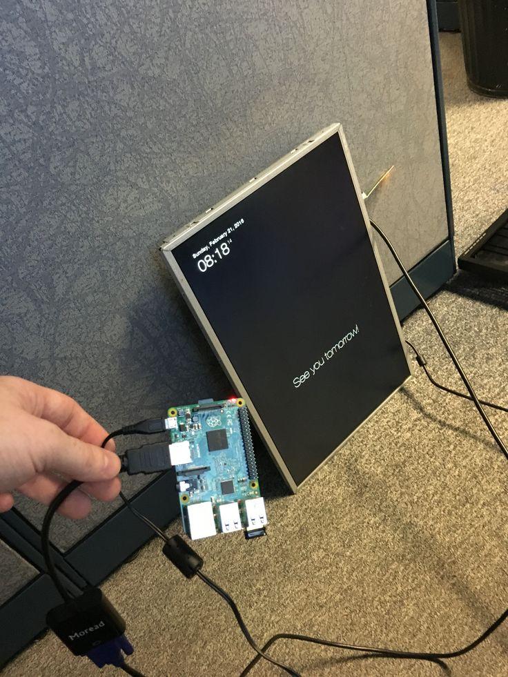 Magic Mirror (Raspberry Pi)