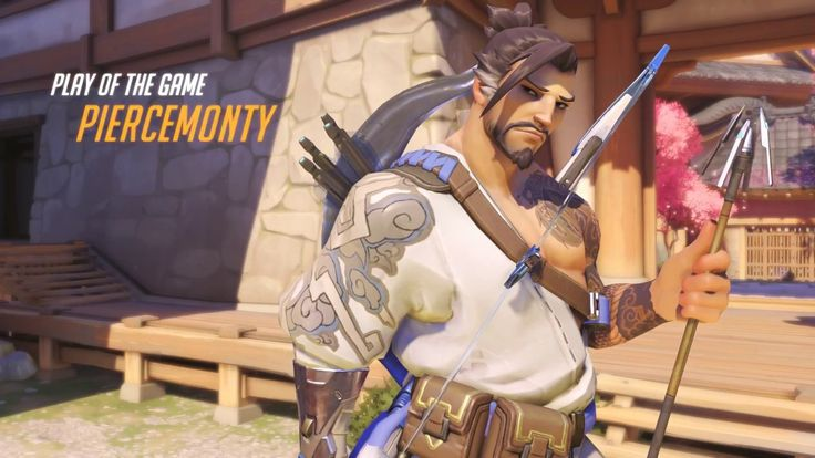A Diamond'd guide to Mastering Hanzo (Overwatch)