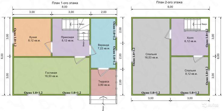 Дом большой, двухэтажный, проект Д83 — фотография №2
