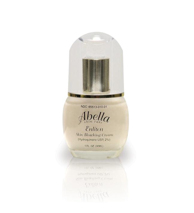 Abella Skin Care Enliten - Crema blanqueadora para la piel con Hidroquinona blanquea pigmentación no deseada. #blanquedaores #piel #skin #skincare #bleaching #face $50