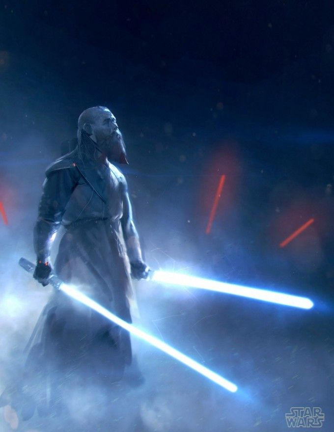 Artwork Duel Energy Jedi Lightsabers Sith Star Wars Wallpaper