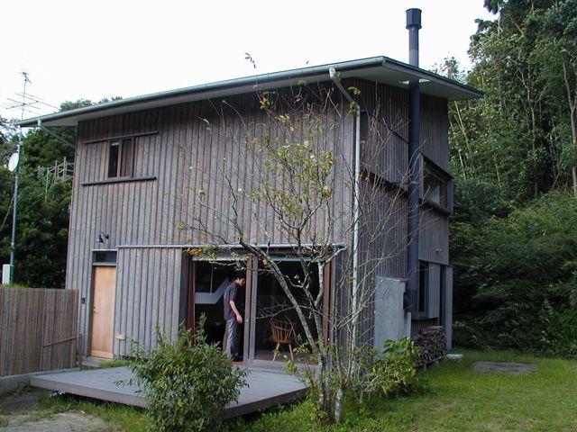 Kazusa house, Yoshifumi Nakamura.