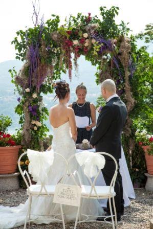 symbolic wedding rite