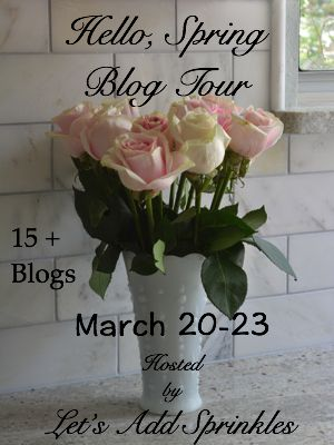 The Essence of Home: Spring Guestroom