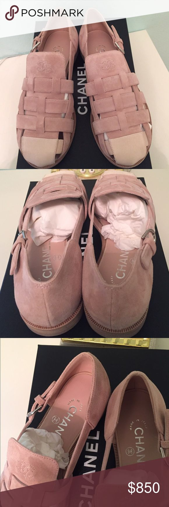 chanel open shoes summer 2017 chanel popular shoe hard to find sizes in these lovely