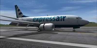 Express Air hadir di Qtiket - Q tiket blog - Informasi promo tiket pesawat, kereta api & hotel