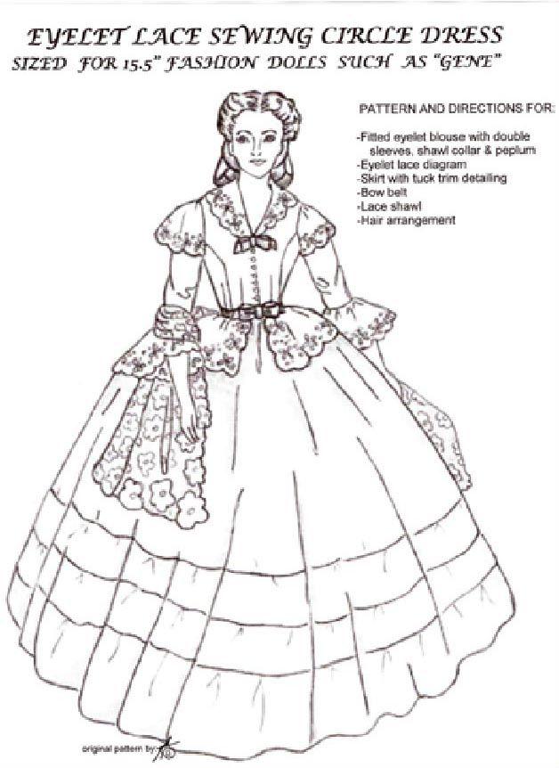 Best 25+ Barbie sewing patterns ideas on Pinterest